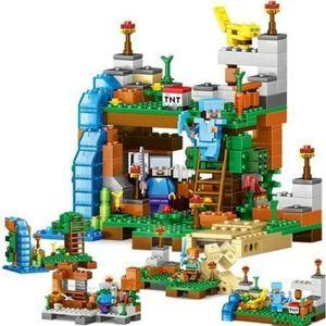 Minecraft legos set.